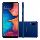 Smartphone Samsung Galaxy A10 32gb 13mp Tela 6.2 3 Cores