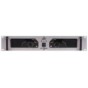 Amplificador De Potencia Pvi2000 Peavey 1500w