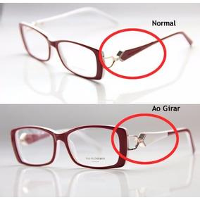 Armacao Oculos Feminino Grau Ana Hickmann - Óculos no Mercado Livre ... cf148bca8d