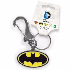 Chaveiro De Metal - Batman - Oficial Dc Comics