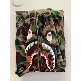 Bape Hoodie Sudadera Hoodie X adidas Sb Shark Bape Original