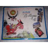 Álbum De Colección Bellezas De Chile, 96,3%laminas, 1994