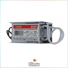 40 Transformadores Eletrônico Para Dicroica 50w 127v - Avant