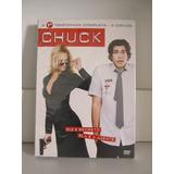 Série Chuck (1ª Temporada) - Lacrado