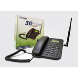 Telefono Celular Fijo 3g X10