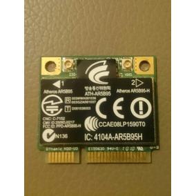 Tarjeta De Red Wifi Laptop Mini Pci-e Atheros Ar5b95 150mbps