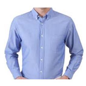 b70b2b02b0030 Uniformes Camisas Gabardina Lisas Y Mil Rayas Dama  caballer
