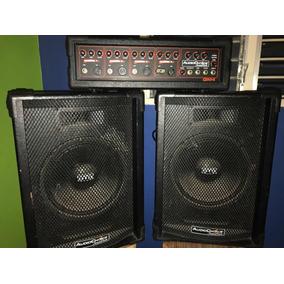 Sonido Profesional Marca Sound Tech Incluye Dvd