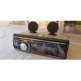 Radio Conectividad De Bluetooth,usb, Aux, Radio, Sd
