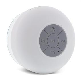 Bocina Bluetooth Contra Agua Baño Regadera Recargable Segura