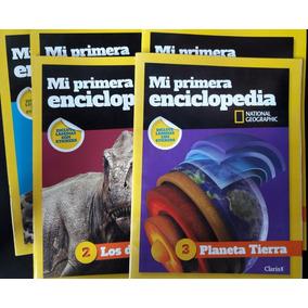 Mi Primera Enciclopedia National Geographic 16 Tomos