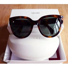 Óculos Céline Shadow Com Kit Certificado · R  329 7258e0d13a