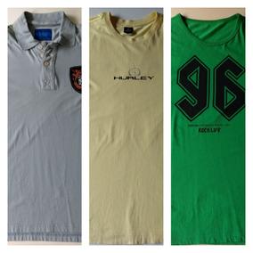 79fd73975 Camiseta Masculina Marca: Triton Tamanho G - Camisetas e Blusas no ...