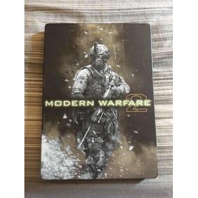 Call Of Duty Modern Warfare 2 Xbox 360 Com Steelbook