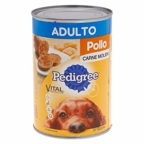 Pedigree Con Carne Molida Pollo Alimento Perro Adulto 625gr