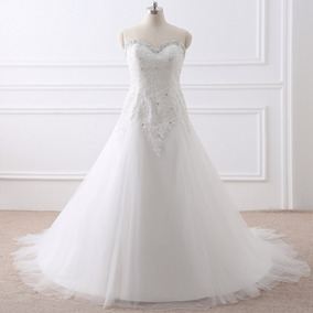 Vestidos de novia talla 16