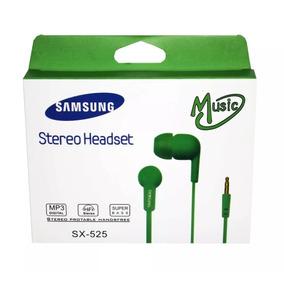 Audifono Samsung Solo Audio Music Sx-525 Smart Lite
