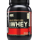 100% Whey Gold Standard Optimun Nutrition 909g Sabores