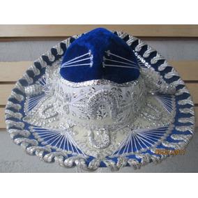 5034c1ec2f981 Sombrero Charro Mariachi Colores Fino Economico Fiestas