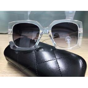 1829e0fea3d59 Oculos Transparente Chanel - Óculos no Mercado Livre Brasil