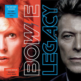 David Bowie - Legacy: The Very Best Of [2 X 180g Lp]