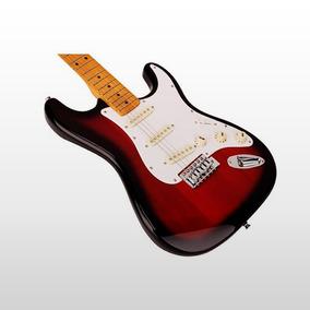 Guitarra Sx 57 Stratocaster Vintage Series 2 Tone Sunburst
