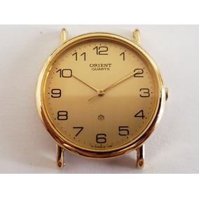 9ee47297242 Relogio Orient Quartz Antigo - Relógios no Mercado Livre Brasil