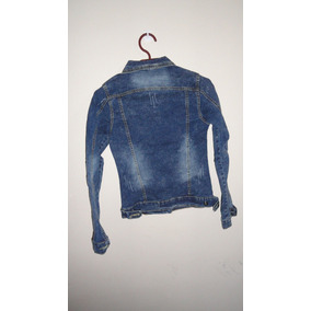 Chaqueta Mujer Blue Jeans