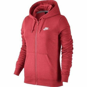Jaqueta Feminina Nike Sportswear Hoody Fleece 803638-602 9b313b23c4567