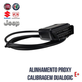 Interface Scanner Fiat Alinhamento Proxi Dualogic Jeep E +