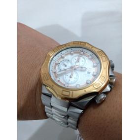 Reloj Invicta Dna 12430 Baño De Oro Rosa