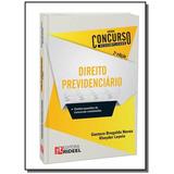 Direito Previdenciario - Serie Concurso Descomplic