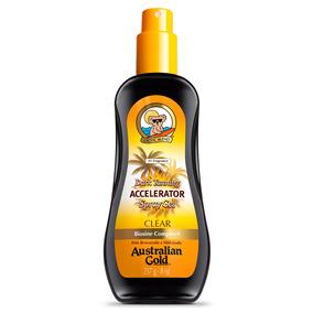 Spray Gel Bronzeador Australian Gold - Dark Tanning - 237ml