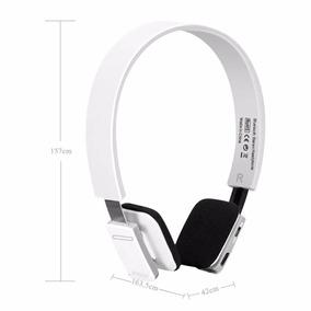 Fone De Ouvido Headphone Stereo Bluetooth 4.1 Boas