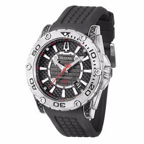 ec6311d198f Relógio Bulova Automatic 21 Jewels Wb22088q 96a143 · Relógio Bulova  Precisionist Wb31505t 96n155