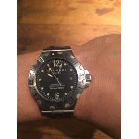 ea634ca42a0 Relogio Bvlgari Diagono Professional - Relógios no Mercado Livre Brasil