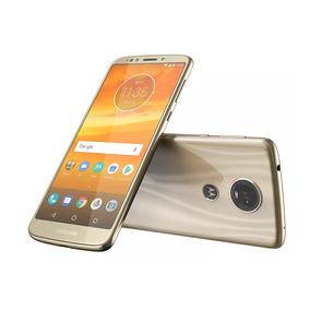 Celular Motorola Moto E5 Plus Gold Liberado