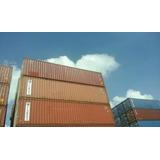 Container Marítimo 12m. Frete Grátis Pouso Alegre E Região!