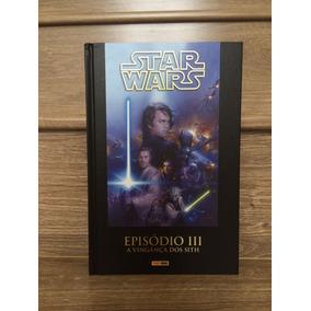 Star Wars Episódio 3 A Vingança Dos Sith Panini!!!