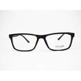 Oculos Atitude Eyewear Armacoes - Óculos no Mercado Livre Brasil db2913a581