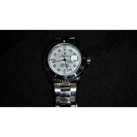 4f114a67a1a Rolex Fundo Branco - Relógios De Pulso no Mercado Livre Brasil