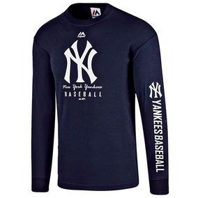 Playera Beisbol Majestic M7164 Yankees Env Inmediato Q3