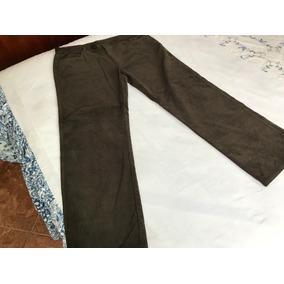 Calvin Klein Pantalon De Pana Para Caballero 36x30