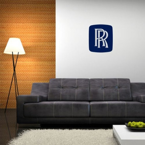 Rolls-royce Estilo Británico De Automóviles Emblema Grafico