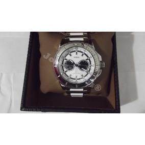 Relogio Guess Steel - Relógios De Pulso no Mercado Livre Brasil e78817fd22