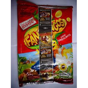 Elma Chips Embalagem Coleção Homem De Ferro 3 Fandangos Pres
