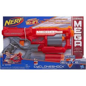 Brinquedo Hasbro Lancador Nerf Mega Cycloneshock A9353