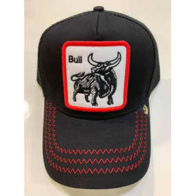 Gorra Goorin Bros 100% Original Bull Negra Toro