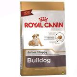 Ração Royal Canin Para Cães Filhote Da Raça Bulldog - 12 Kg
