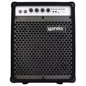 Amplificador Para Bajo Warwick Bc20 Combo 20watts Mt!
